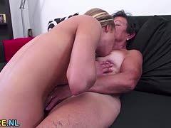 Alte Lespen Porno