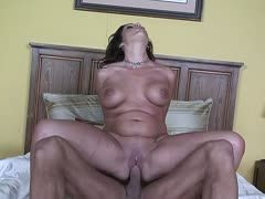Mega tits slut is fucking